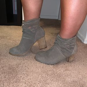 Torrid Heeled Booties
